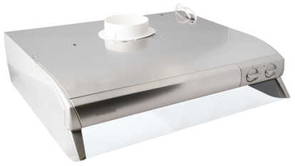 Cooker hood 251-A70T Stainless 600mm